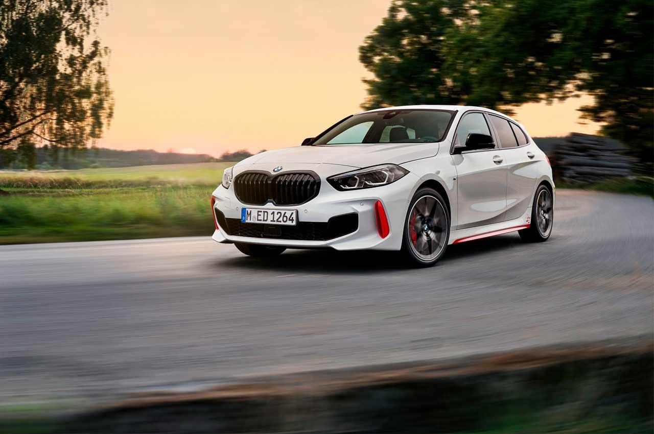 Новый BMW 128ti — первый переднеприводный хэтчбек марки   фото