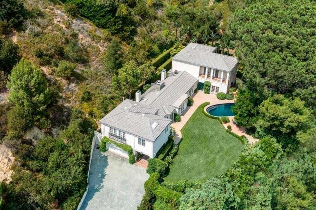 Кэти Перри продаёт дом в Беверли-Хиллз за $8 млн | фото