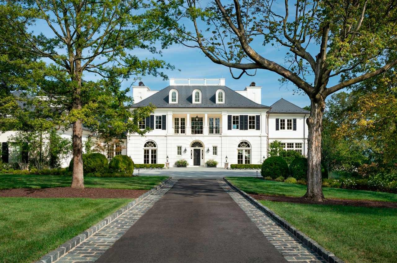 Дом первого президента США Джорджа Вашингтона продаётся | фото