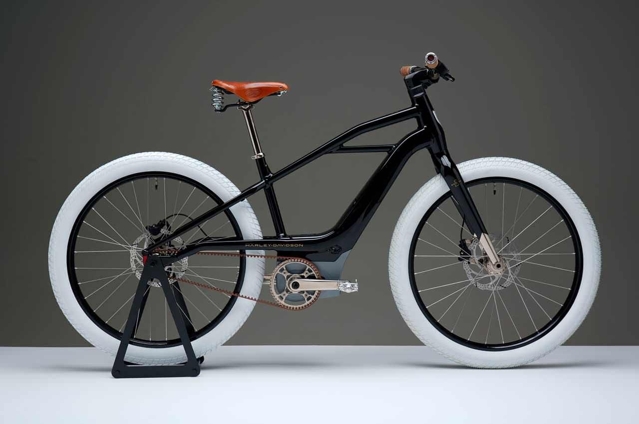 Harley-Davidson сделал свой первый электро-велосипед Serial 1