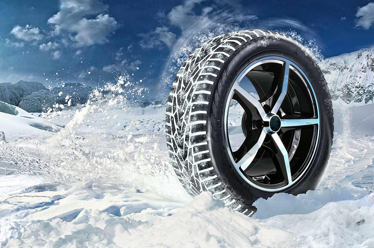 Свойства и особенности зимних автомобильных шин
