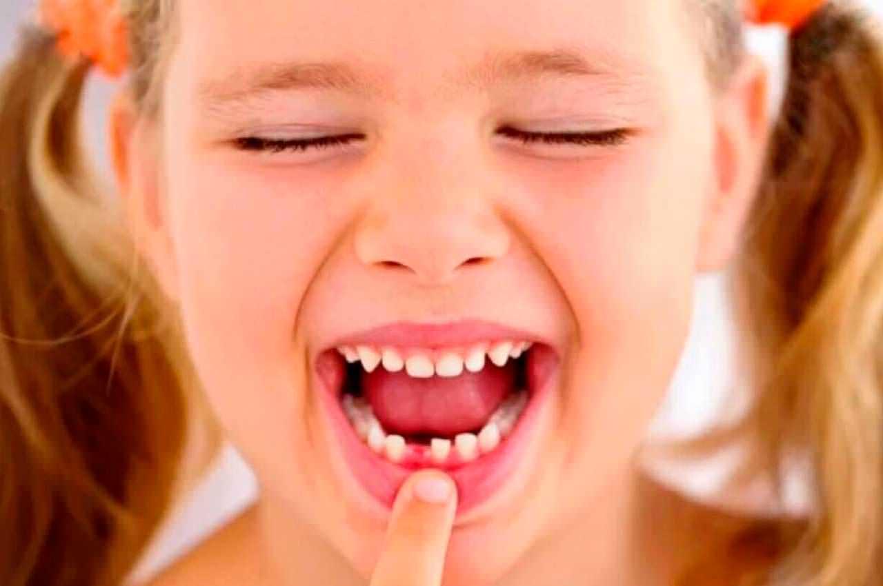 Все про молочні зуби