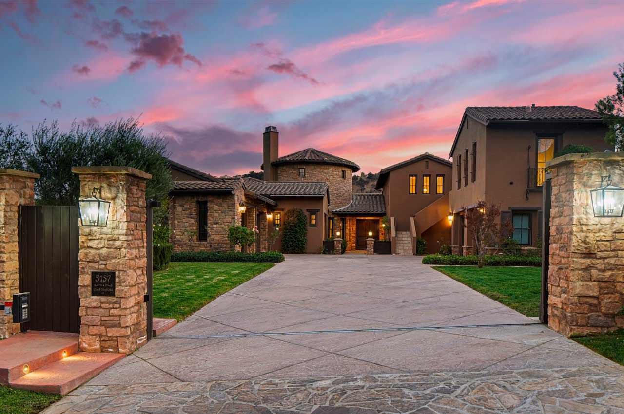 Рэпер Logic продаёт дом со студией звукозаписи за $5 млн | фото