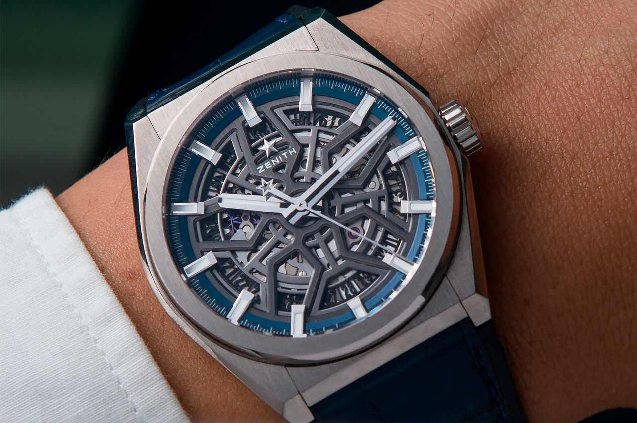 Швейцарский бренд Zenith: часы и механика вместе навсегда