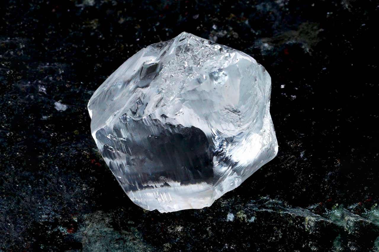 В Ботсване обнаружен один из крупнейших алмазов в истории