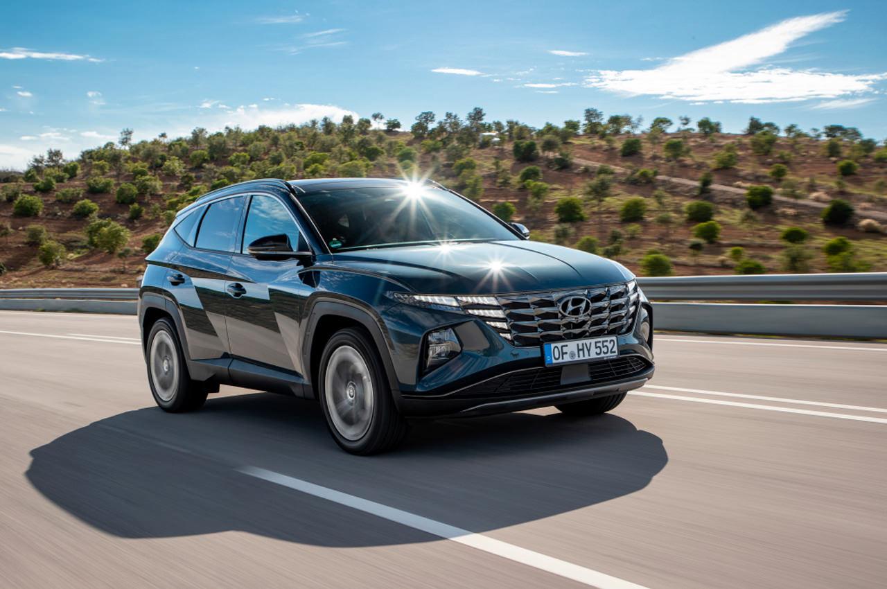Hyundai Tucson: каждый раз бестселлер