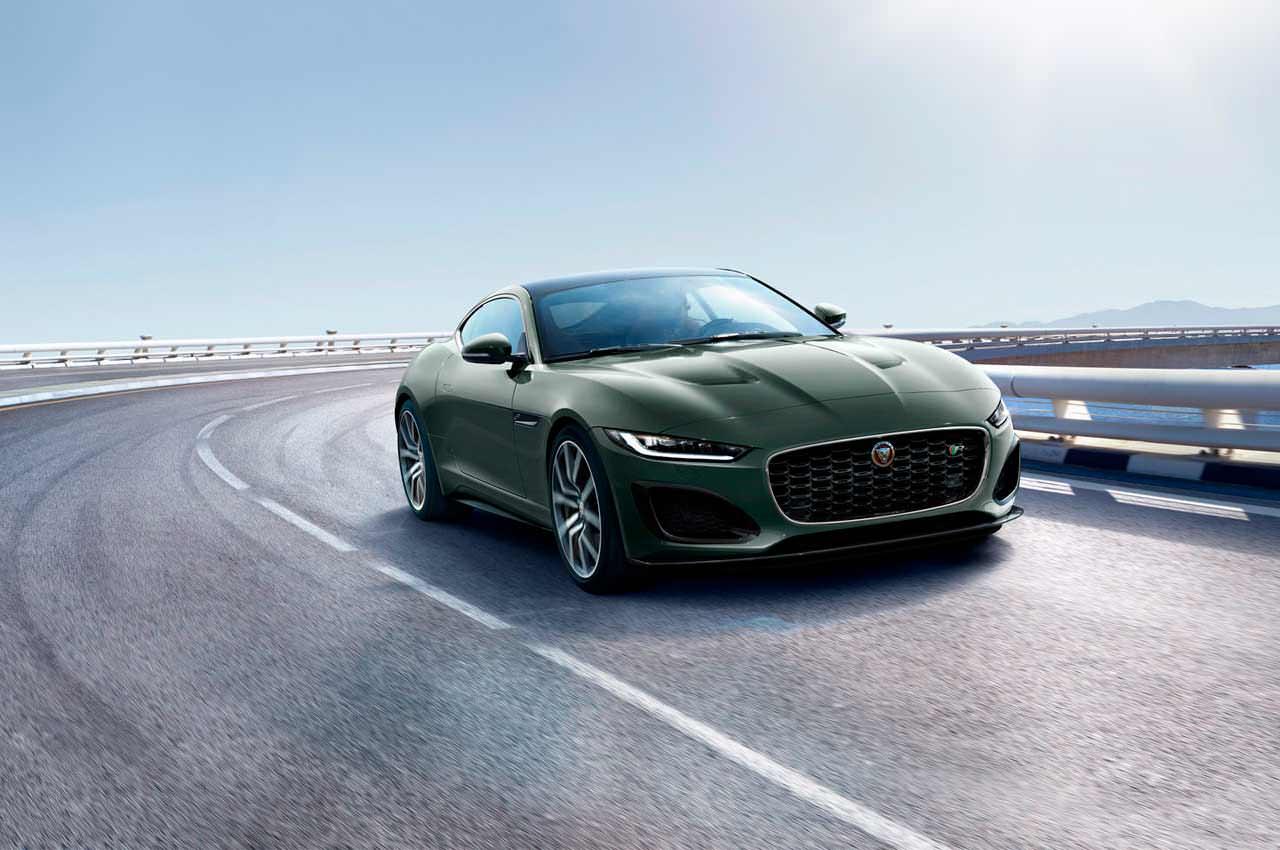 Jaguar отмечает 60-летие модели E-Type спецверсией | фото, цена