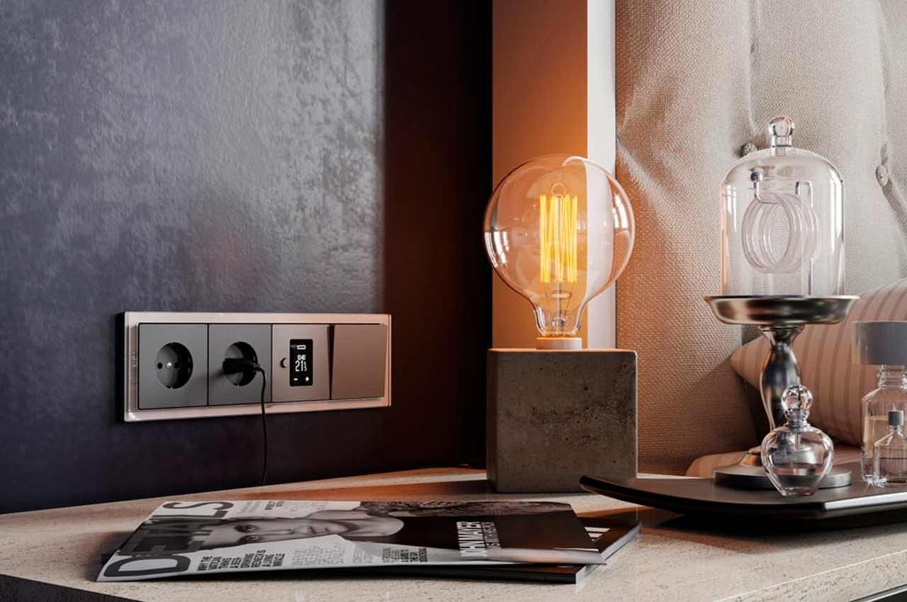 Розетки Schneider Electric — особенности и преимущества