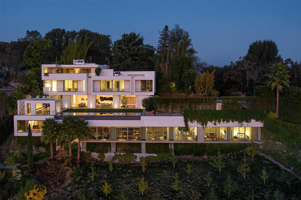 Актёр Тревор Ноа купил дом в Бель-Эйр. Цена $27,5 млн | фото