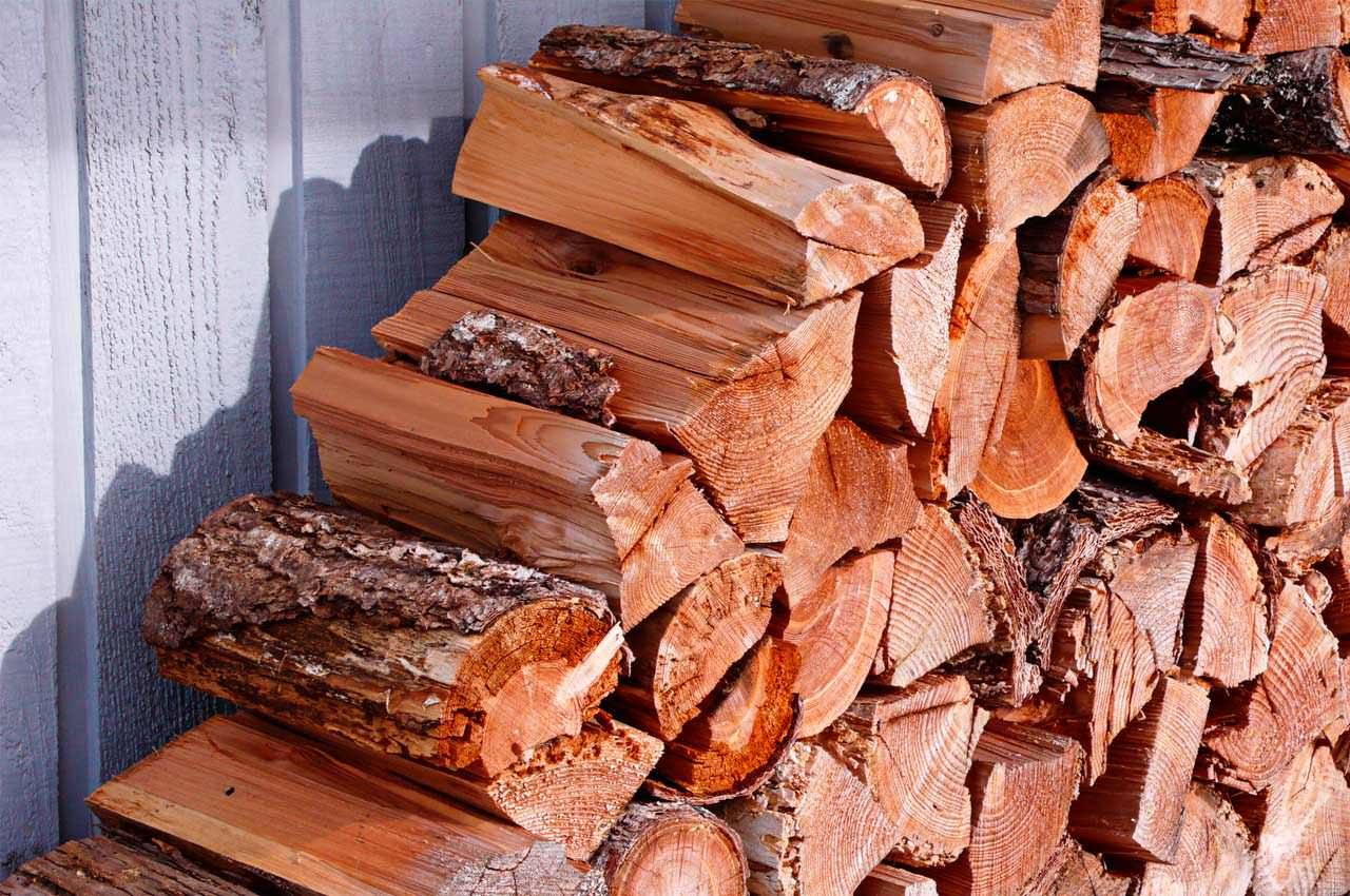 Дрова в качестве топлива и особенности его использования