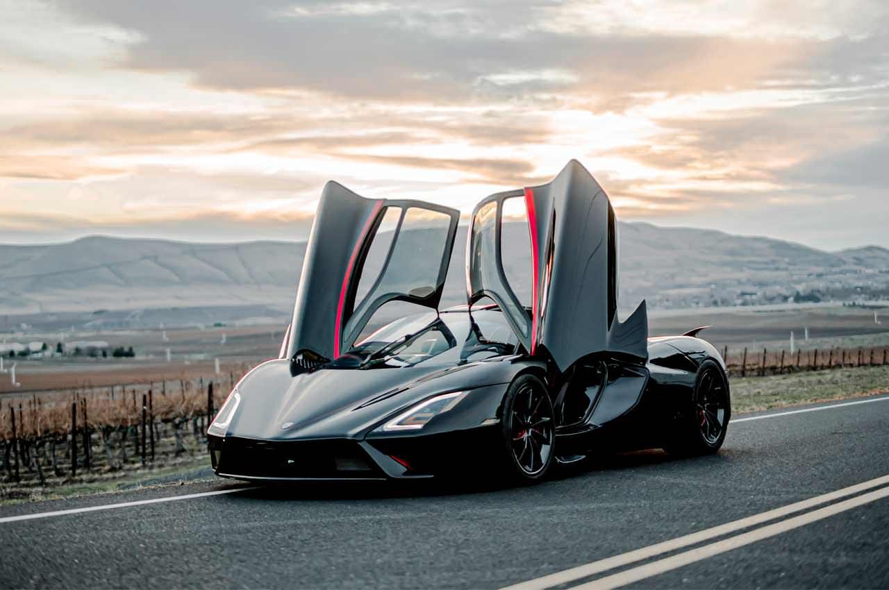 SSC Tuatara: самый быстрый серийный автомобиль в мире | видео