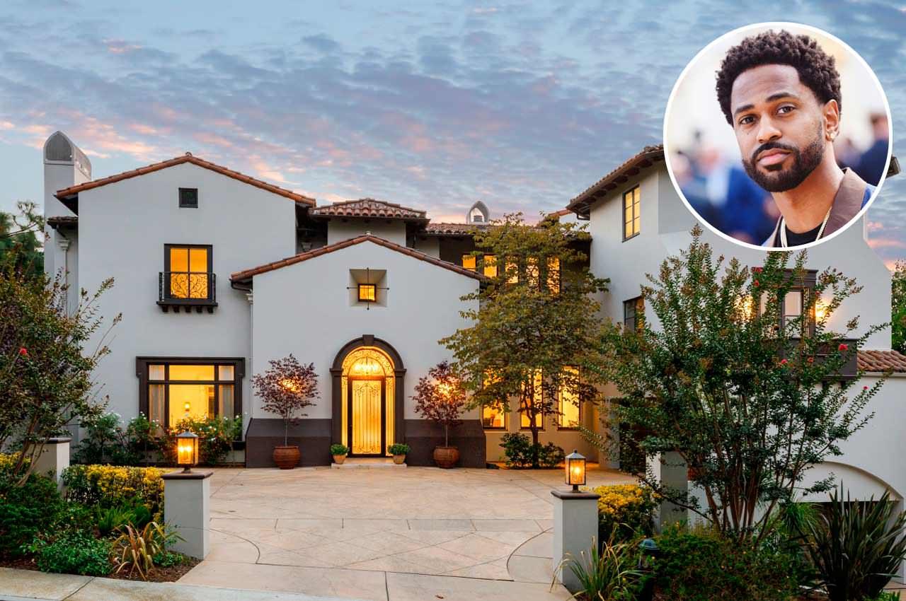 Рэпер Биг Шон продаёт дом в Беверли-Хиллз | Фото и цена