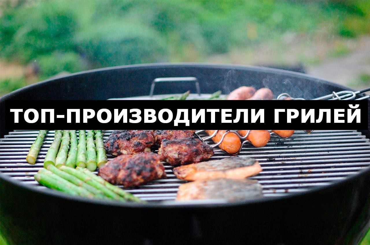 Гриль премиум-класса. ТОП-производители на рынке Украины