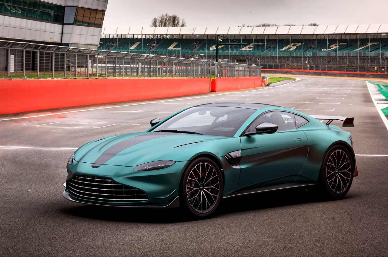 Aston Martin Vantage F1 Edition: самый экстремальный в серии