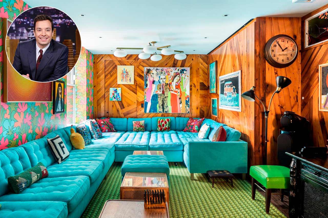 Актёр Джимми Фэллон продаёт пентхаус в Нью-Йорке за $15 млн