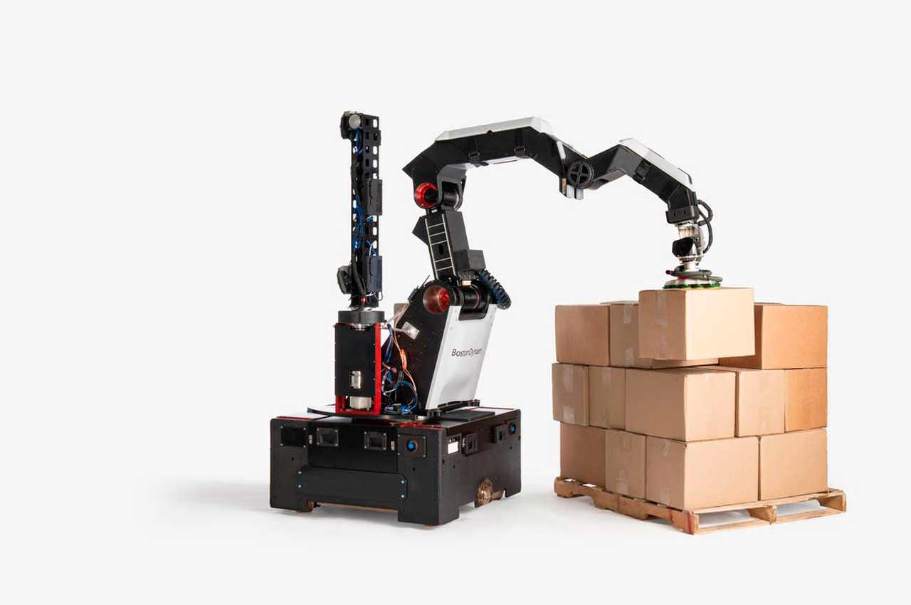 В Boston Dynamics создан робот грузчик по имени Stretch