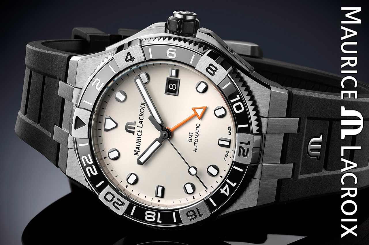Вышли новые спортивные часы Maurice Lacroix Aikon Venturer