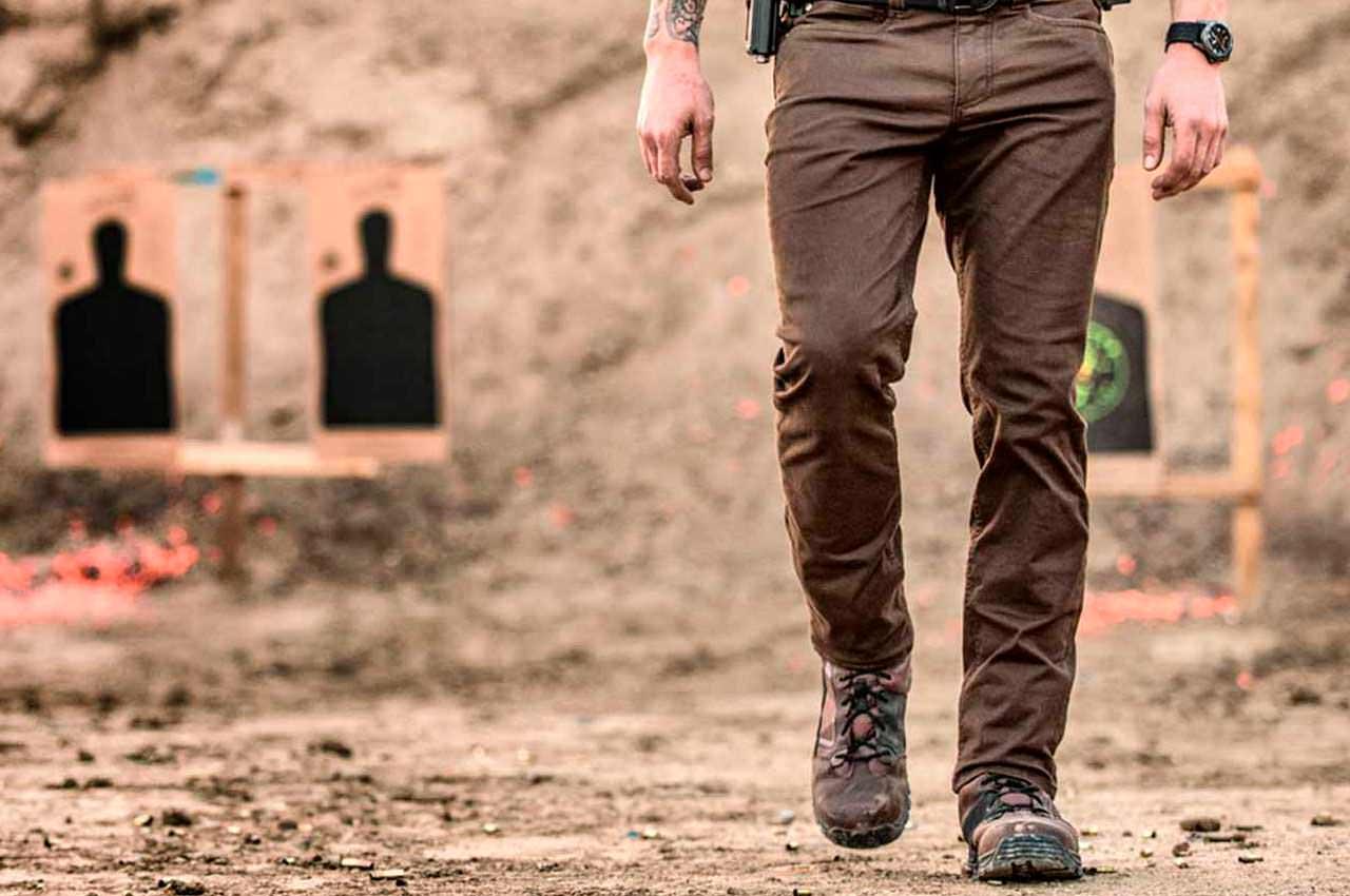 Армейские брюки: особенности и варианты фасонов