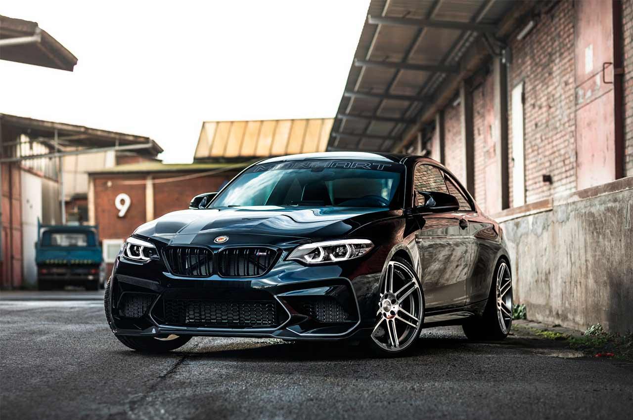 Тюнинг BMW M2 Competition: круто снаружи и ещё круче внутри