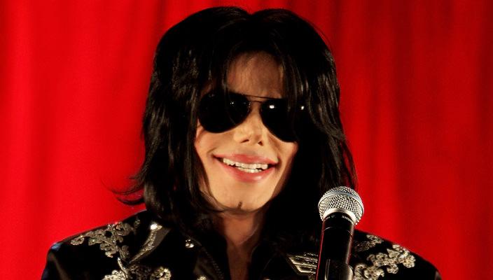 Майкл Джексон