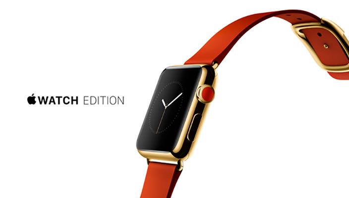 Известна цена за золотые Apple Watch Edition | фото