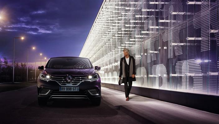 Новый Renault Espace Initiale Paris | фото, характеристики