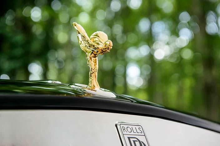 Особый Rolls-Royce Phantom Coupe Oud Edition   фото, обзор