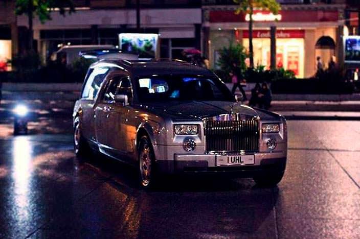 Фото | Катафалк Rolls-Royce Phantom Hearse