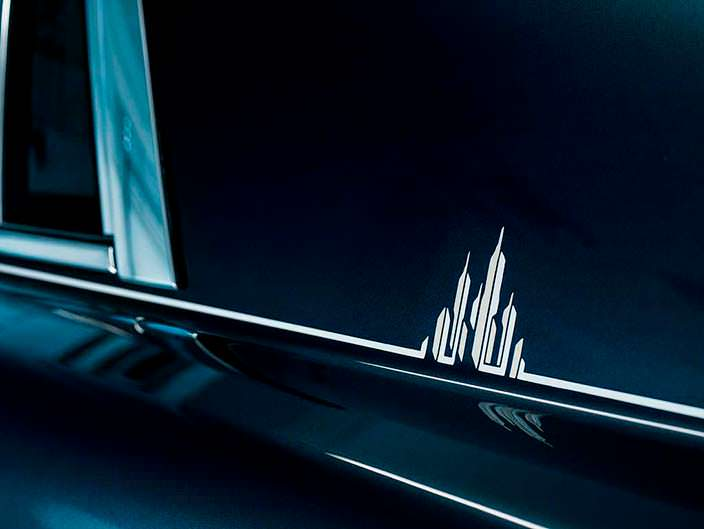 Фото | Отделка салона Rolls-Royce Phantom Metropolitan
