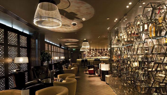 Лондонский бар Salvatore's