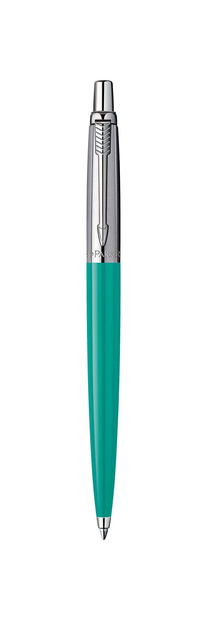 Шариковая ручка Parker JOTTER. Серо-зеленая