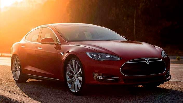Фото | Новый Tesla Model S P85D