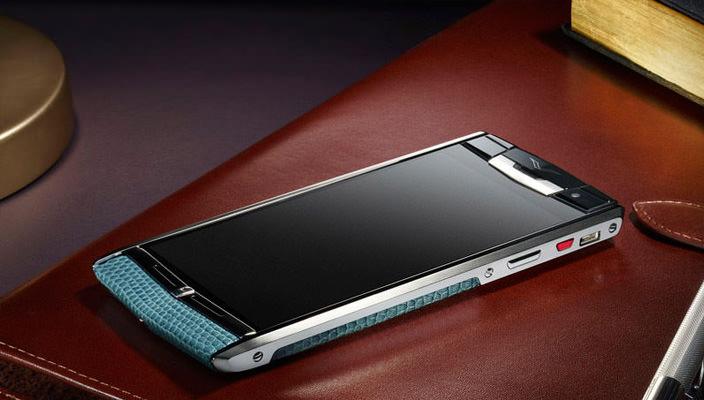 Vertu Aster - Rolls-Royce в мире смартфонов | цена, инфо