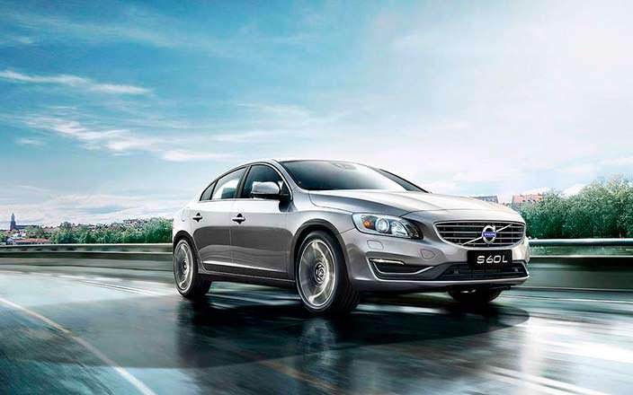 Цена Volvo S60L в диапазоне $43 800 – $62 700