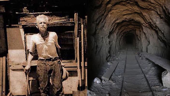 Мексиканец копал туннель вникуда 32 года