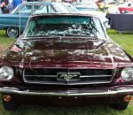 Ford Mustang Shorty 1964 года выпуска