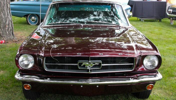 Ford Mustang Shorty 1964 года выпуска