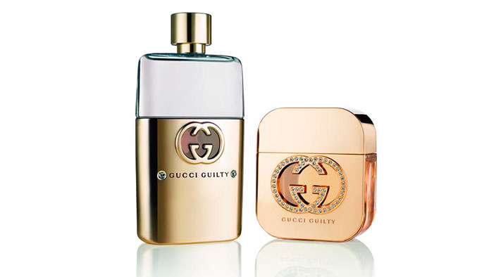 Модный дом Gucci подготовил к Рождеству два новых аромата