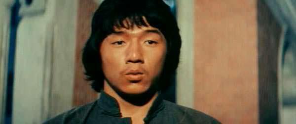 Джеки Чан в 1976 году