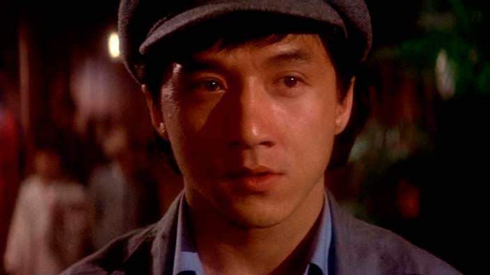 Джеки Чан в 1983 году