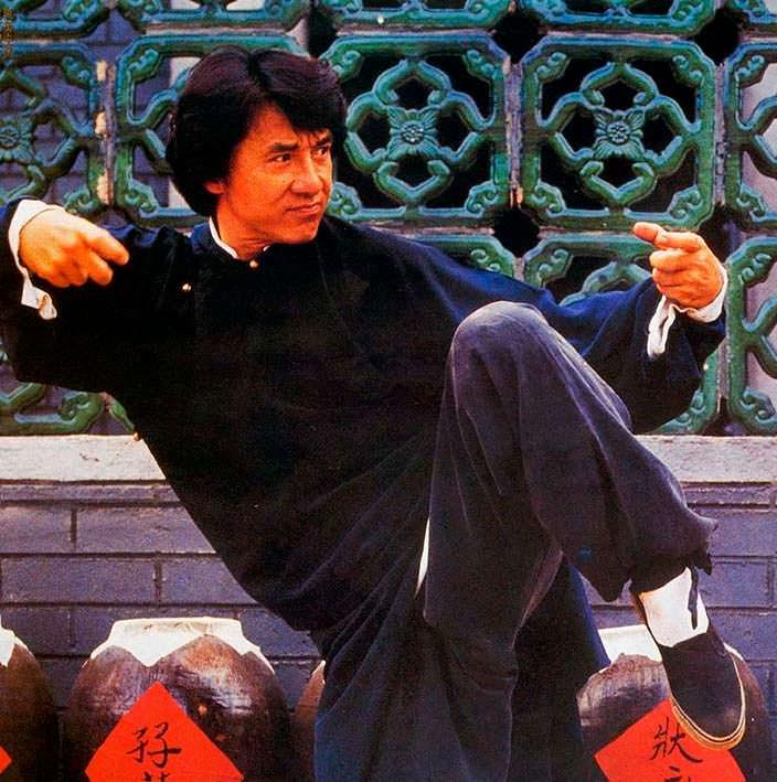 Джеки Чан в 1994 году
