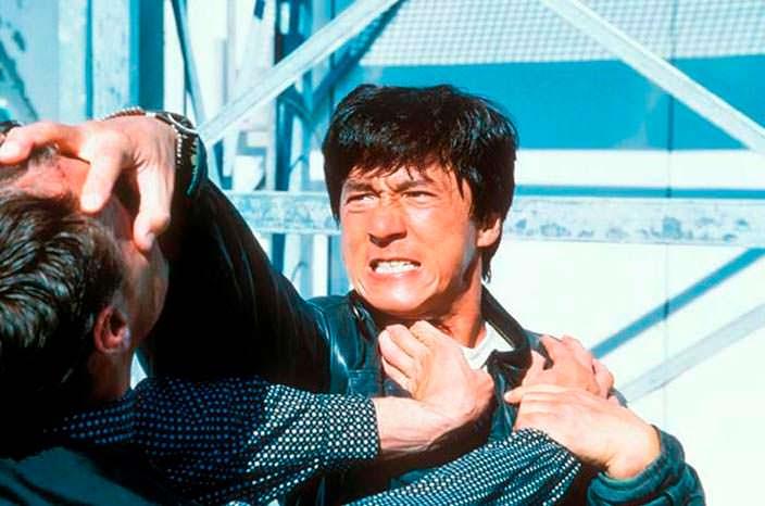 Джеки Чан в 1998 году