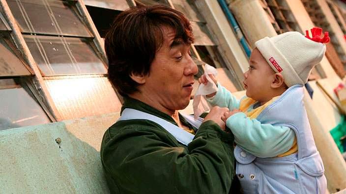 Джеки Чан в 2006 году