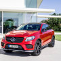 Рассекречен купеобразный кроссовер Mercedes-Benz GLE Coupe
