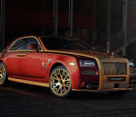 Тюнинг Rolls-Royce Ghost Series II от Mansory | фото, обзор