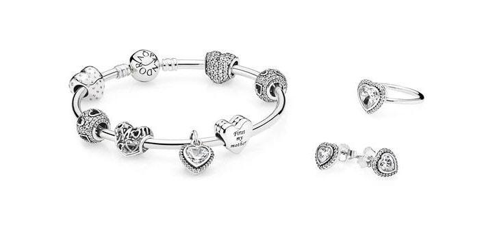 Две новые коллекции ювелирных украшений от Pandora