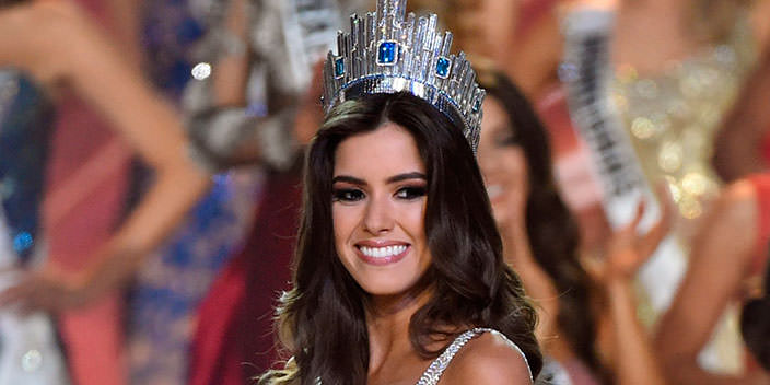 Колумбийка Паулина Вега - «Мисс Вселенная 2014» | фото