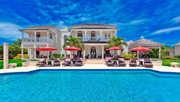 Рианна купила дом на берегу Карибского моря   фото, инфо