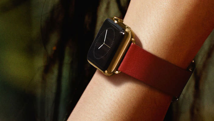 Apple будет расходовать 746 т золота в год для Watch Edition