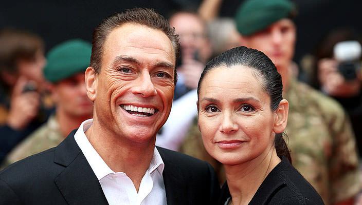 Ван Дамм и Глэдис Португез разводятся после 15 лет   фото